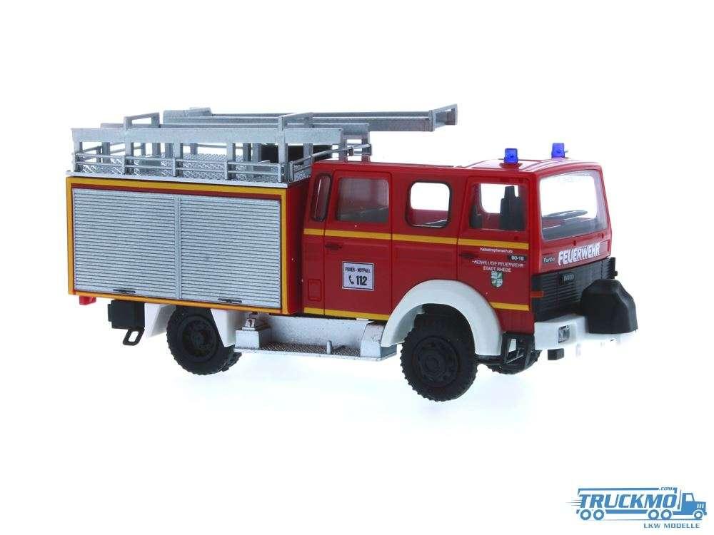Rietze Feuerwehr Rhede Lentner Magirus MK LF 16-TS 71219