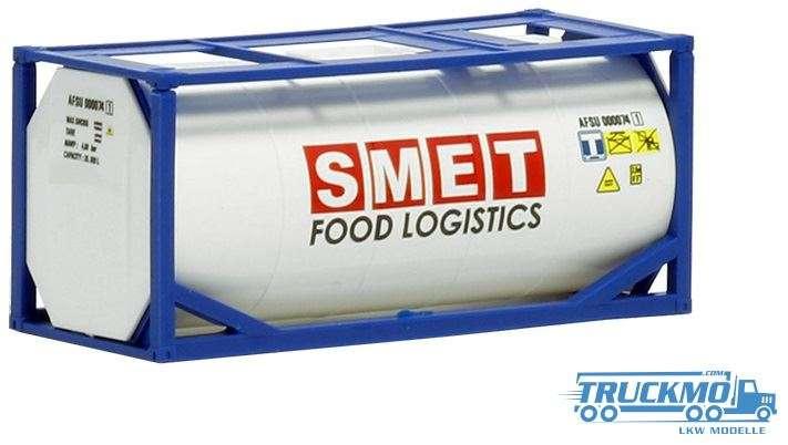 AWM Smet 20ft Tankcontainer 492040