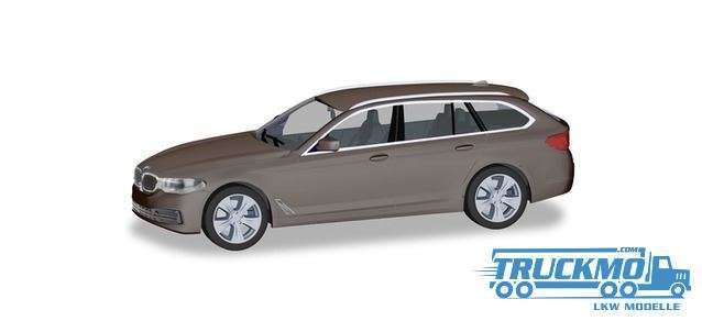 Herpa BMW 5er Touring atlaszeder metallic 430708