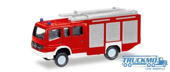 Herpa Feuerwehr Mercedes-Benz Atego HLF 20 066716 1.160