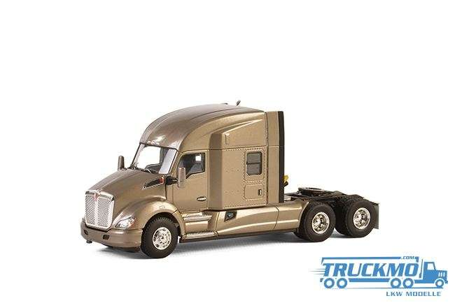 WSI USA Basic Line KENWORTH T680 6X4 SILVER 33-2028