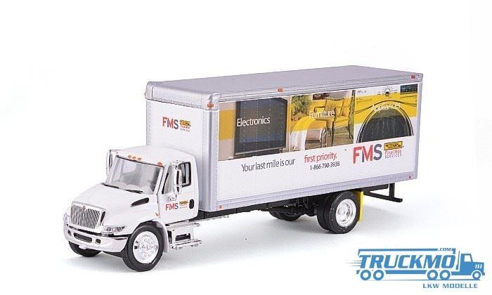 Tonkin International 4300 Box Van 4x2 FMS