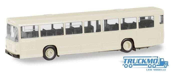 Herpa MiniKit: MAN Büssing SÜ 210 Bus, elfenbein 013246