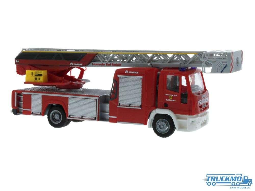 Rietze Feuerwehr Bad Rodach Iveco Magirus DLK M32 L-AS 72607