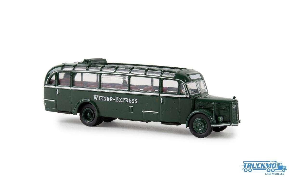 Brekina Wiener Express Saurer BT 4500 offen Starline 58075