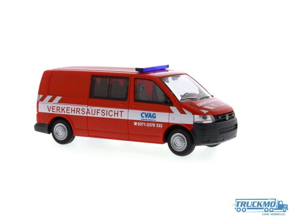 Rietze Verkehrsaufsicht Chemnitz Volkswagen T5 GP LR 53617