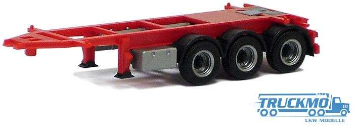 Herpa Containerauflieger 20ft / 26ft 480027