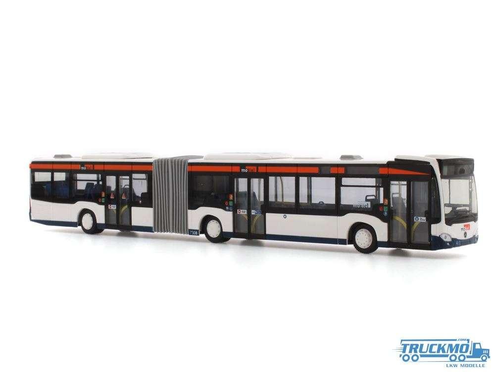 Rietze mobiel Bielefeld Mercedes Benz Citaro G 11 68827