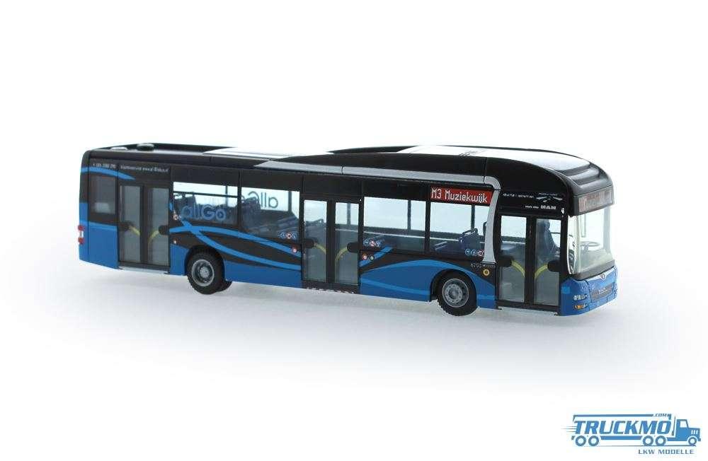 Rietze Keolis Nederland - All Go Almere MAN Lions City´15 Hybrid 73201
