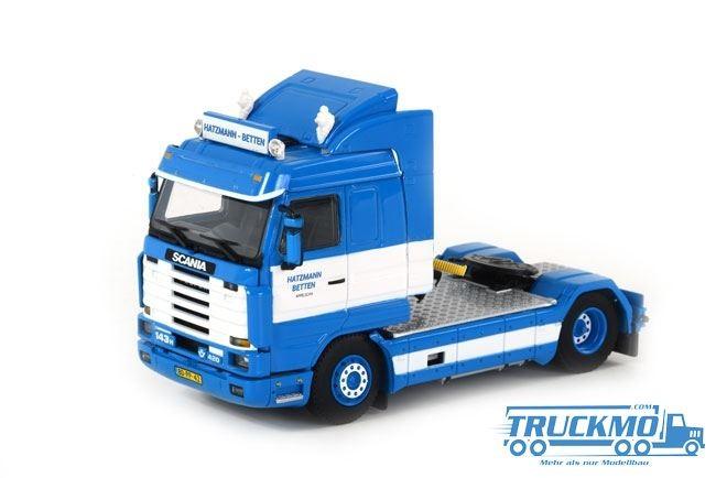 WSI Hatzmann Betten Scania R113/R143