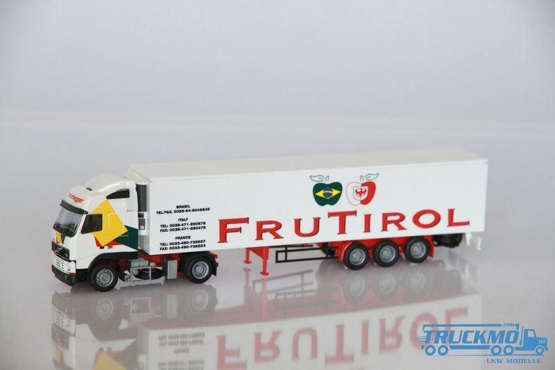 AWM Nothegger Frutirol Volvo FH Glob. Kühlkoffersattelzug 70849