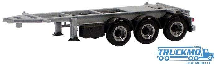 Herpa Container-Trailer 20ft / 26ft 480029
