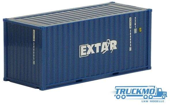 AWM Extar 20ft. Container 491343