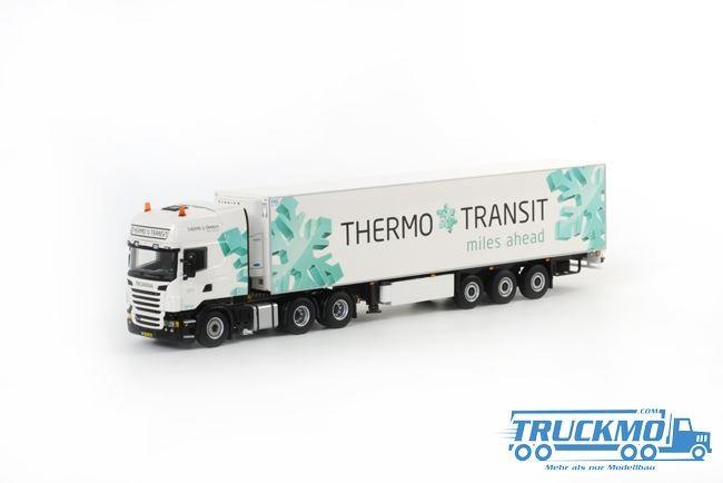 WSI Thermo Transit Scania R Topline Kühlauflieger Thermoking (3 Achs)