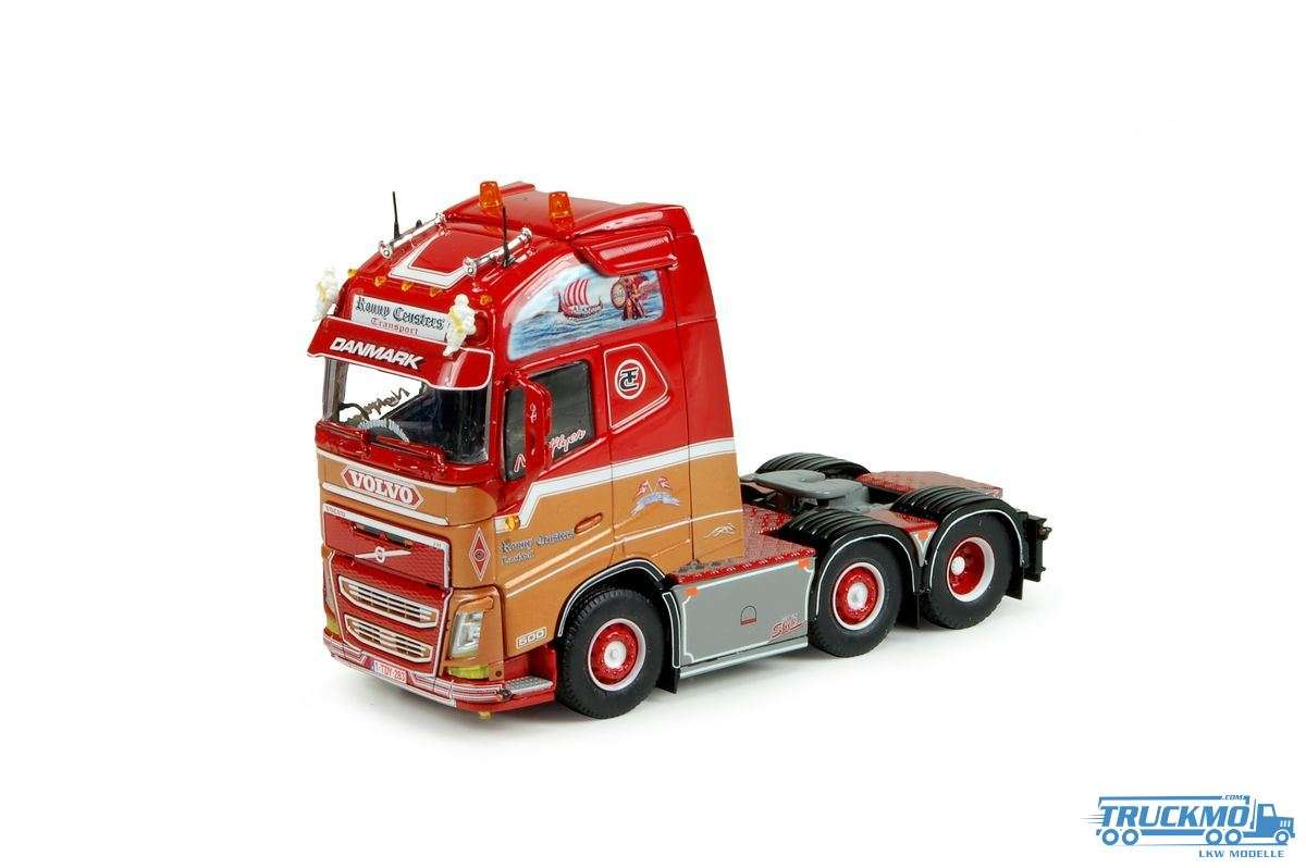 Tekno Ronny Ceusters Volvo FH04 Globetrotter XL 6x2 73726
