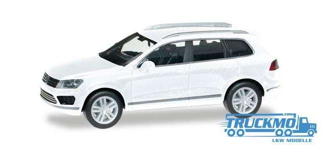 Herpa VW Touareg pure white 028479-002