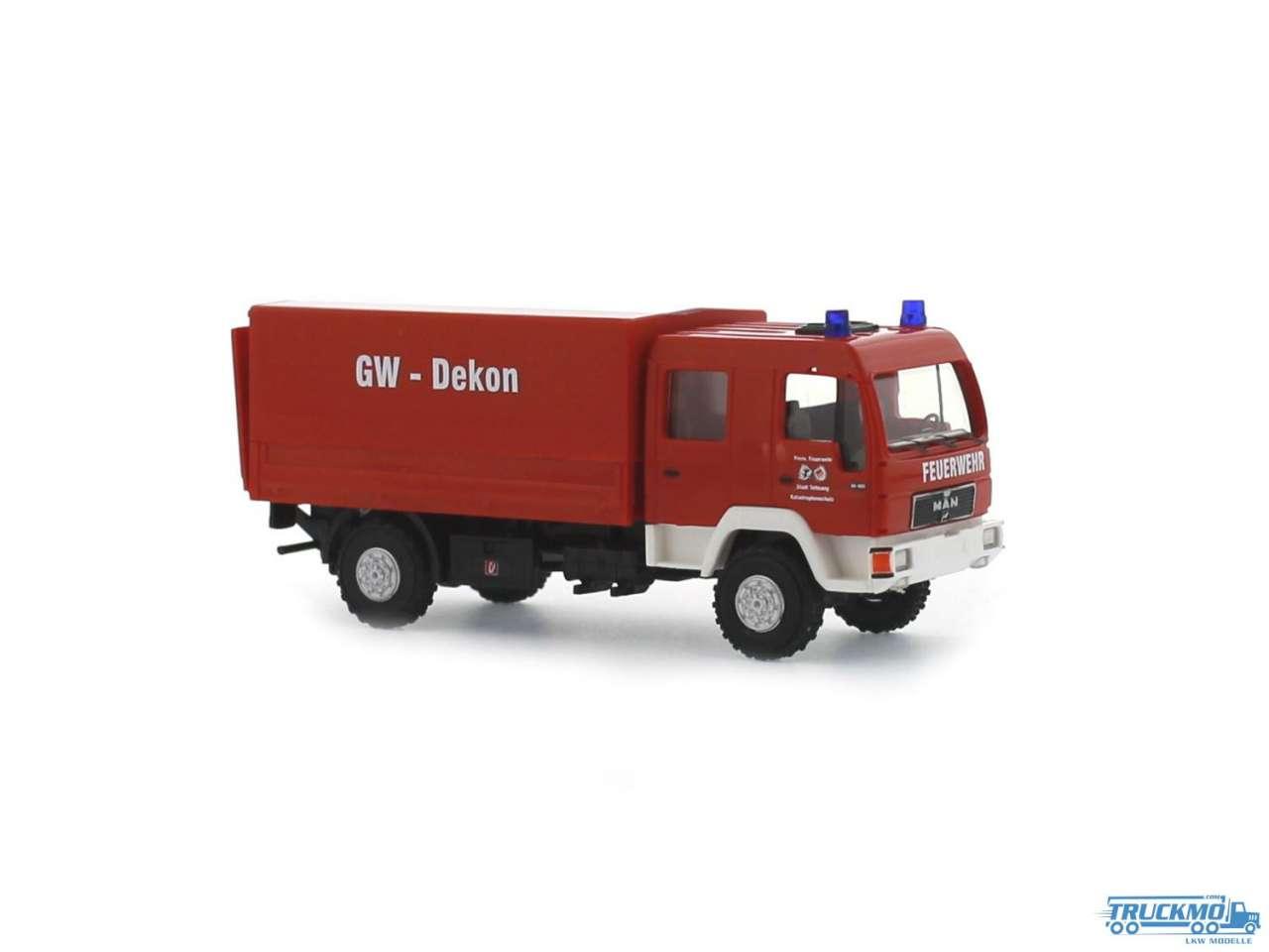 Rietze Feuerwehr Tettnang MAN Dekon-P 68034