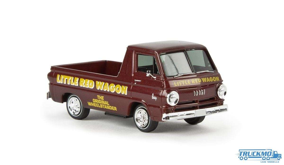 Brekina Little Red Wagon Dodge A 100 Pick-Up 34331