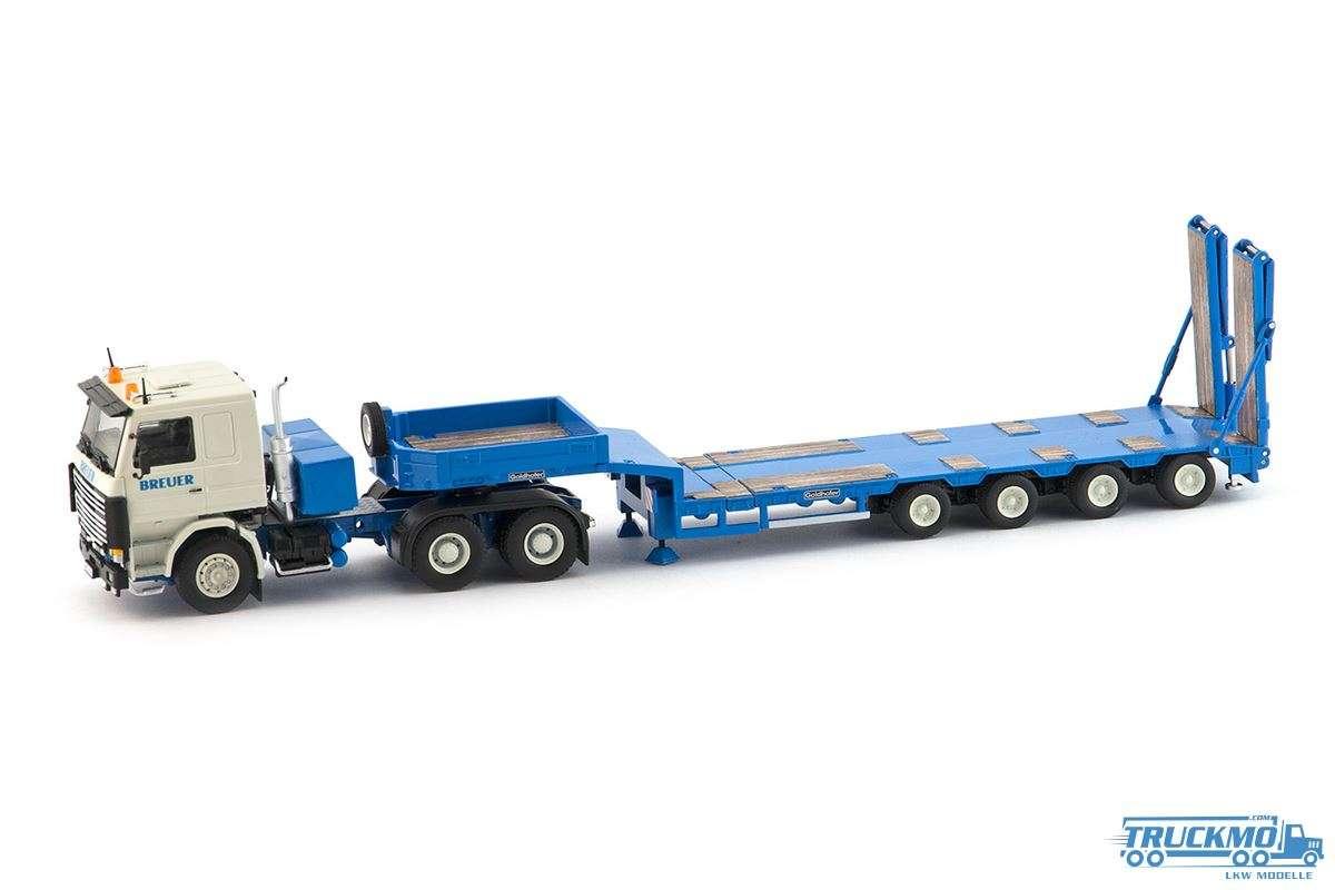 IMC Breuer Scania R143 Goldhofer Tieflader 33-0045