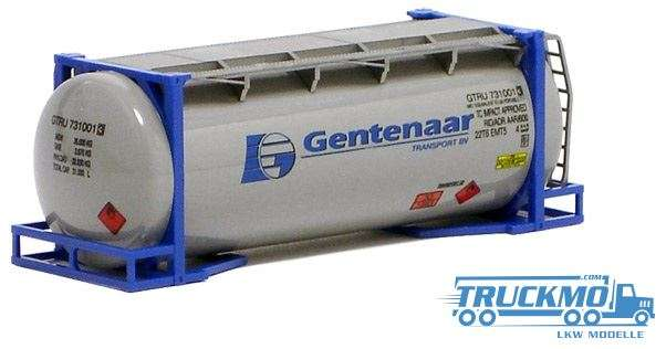 AWM Gentenaar 20ft. van Hool Tankcontainer überlang 491158