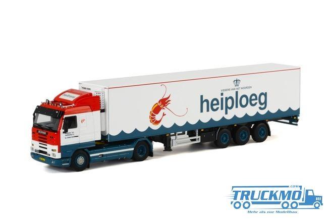 WSI Heiploeg Scania R113/R143 Kühlauflieger Thermoking (3 Achs)