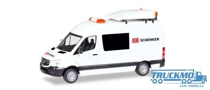 Herpa DB Schenker Mercedes-Benz Sprinter BF3 093590
