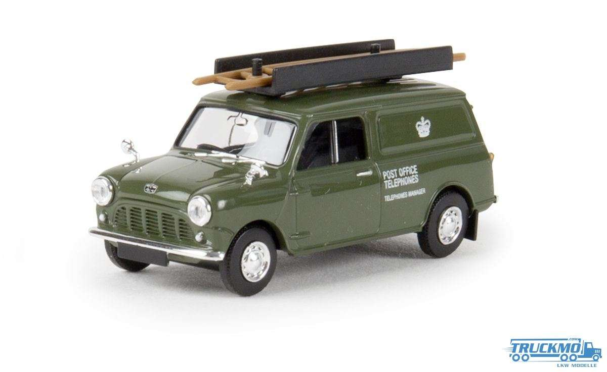 Brekina Telephone Austin Mini Van 15352