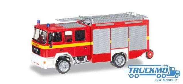 Herpa Feuerwehr MAN M 2000 Löschfahrzeug HLF 20 092906