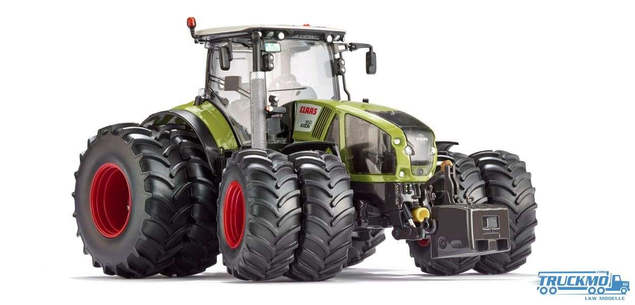 Wiking Claas Axion 950 Zwillingsbereifung 077328