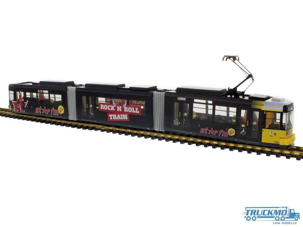 Rietze BVG-Star GM Adtranz GT6 STRA01029