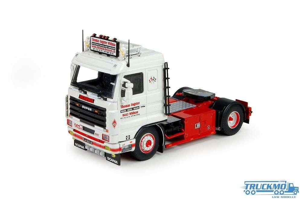 Tekno Eugster Thomas LKW Modell Scania 3-Serie Streamline 70938