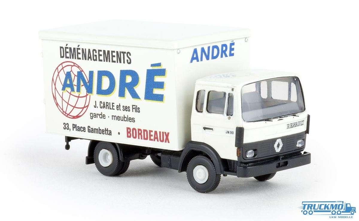 Brekina Andre Renault JN 90 Koffer 34858