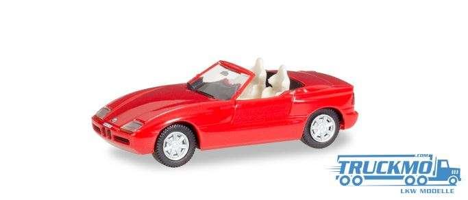 """Herpa BMW Z1 Roadster """"Herpa-H-Edition"""" (mit Kennzeichenbedruckung) 028912"""