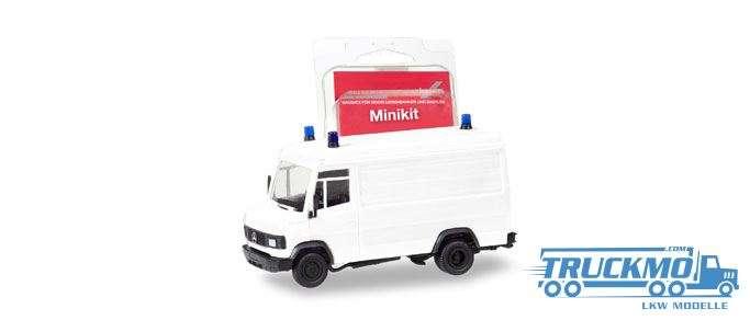 Herpa MiniKit: Mercedes-Benz T2 Kasten weiß 013482