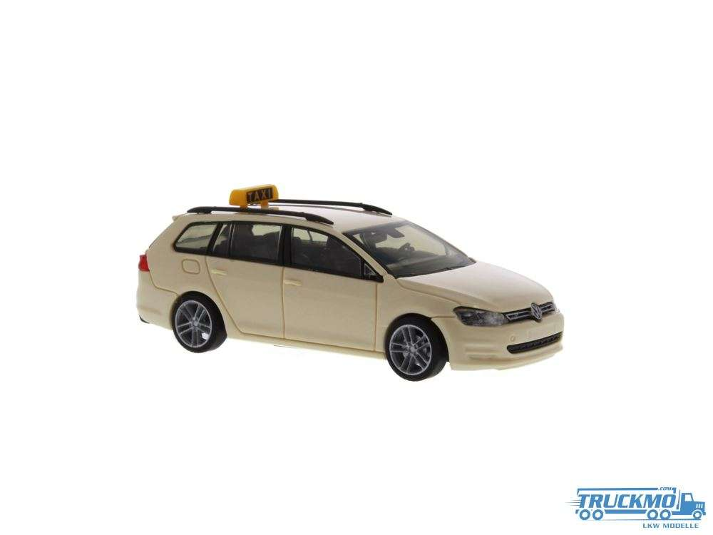 Rietze Taxi Volkswagen Golf 7 Variant 32203