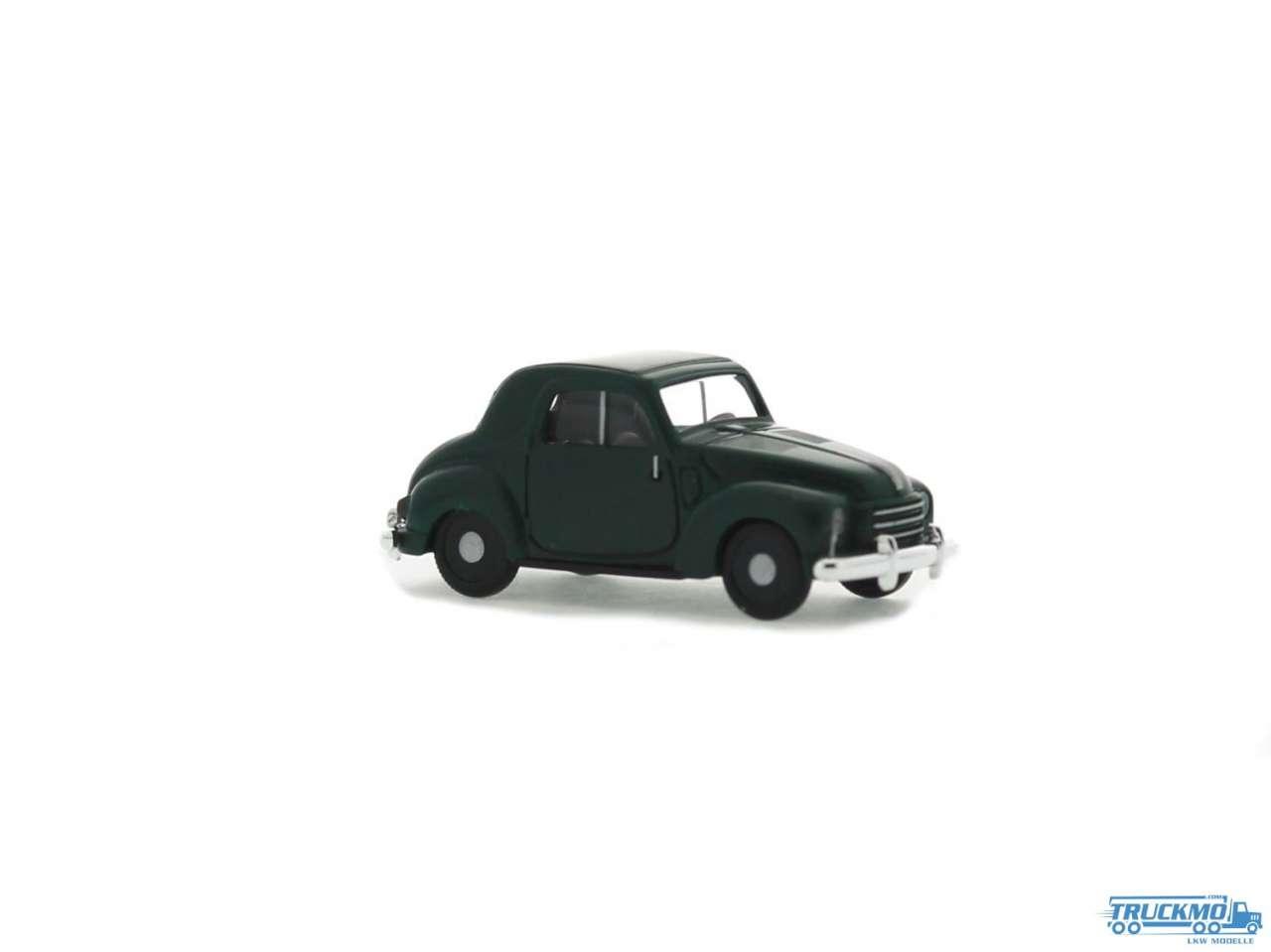 Rietze Fiat 500 C Topolino Limousine grün 83101