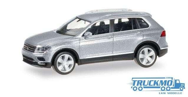 Herpa VW Tiguan Tungsten Silver metallic 038607-004