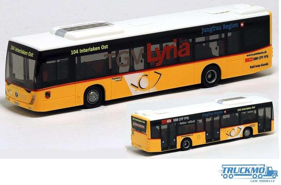 AWM Postauto Interlaken Ost 104 Mercedes Benz Contento Bus 430194