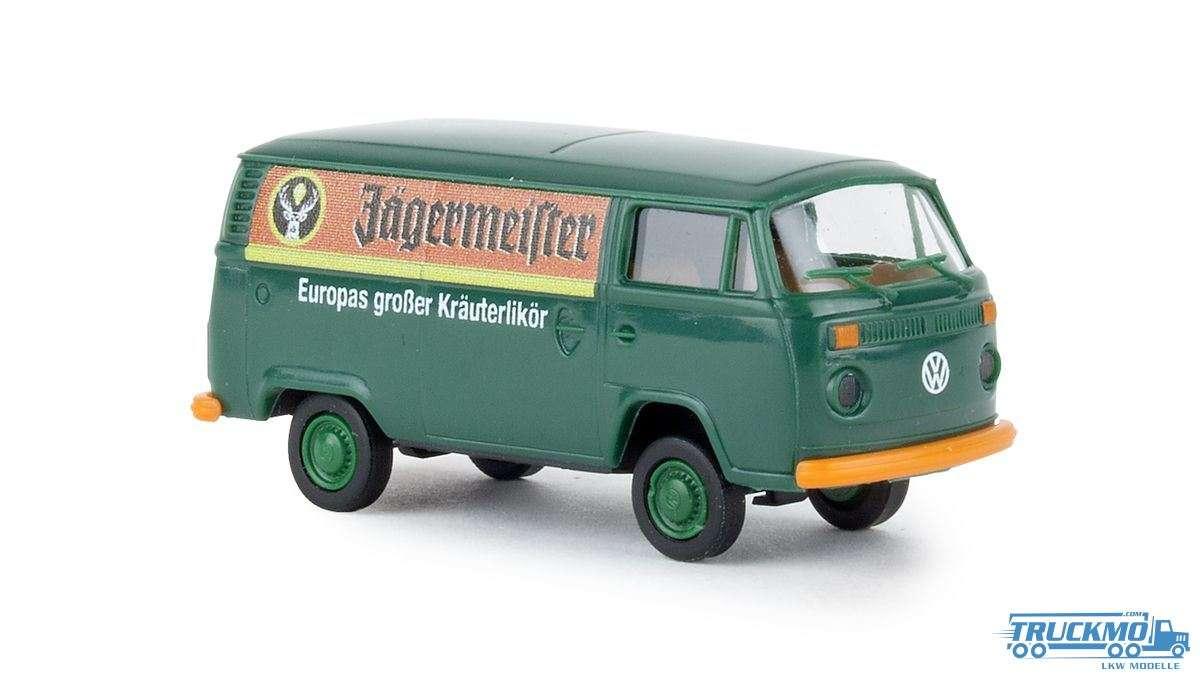 Brekina Jägermeister Volkswagen Kasten T2 33538