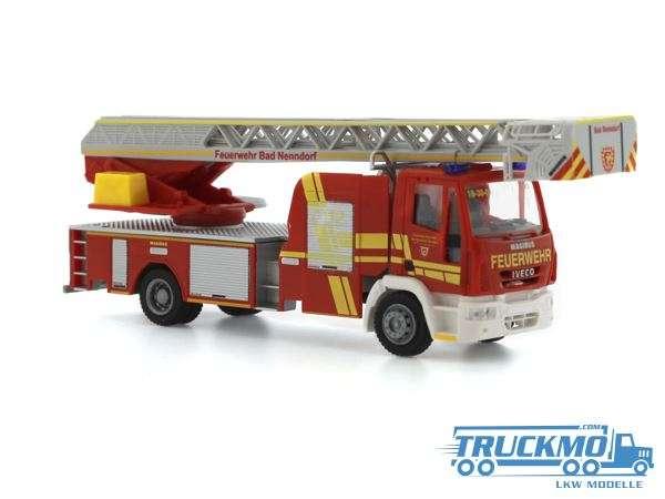 Rietze Feuerwehr Bad Nenndorf Iveco Magirus DLK 32 68557