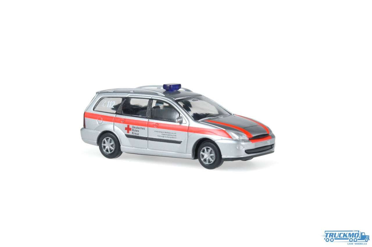 Rietze DRK Weißwasser Ford Focus Turnier 50985
