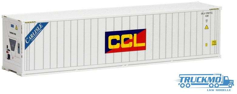 AWM CCL 40ft. HighCube Kühlcontainer 491709