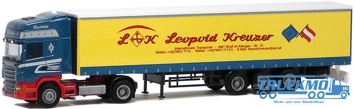 "AWM Kreuzer Scania ""09"" Topl./Aerop. - G-KSZ"