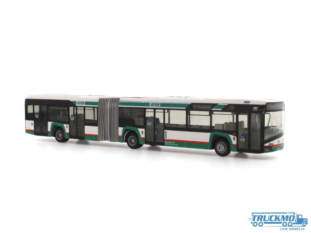 Rietze Magdeburger Verkehrsbetriebe Solaris Urbino 18 14 73110