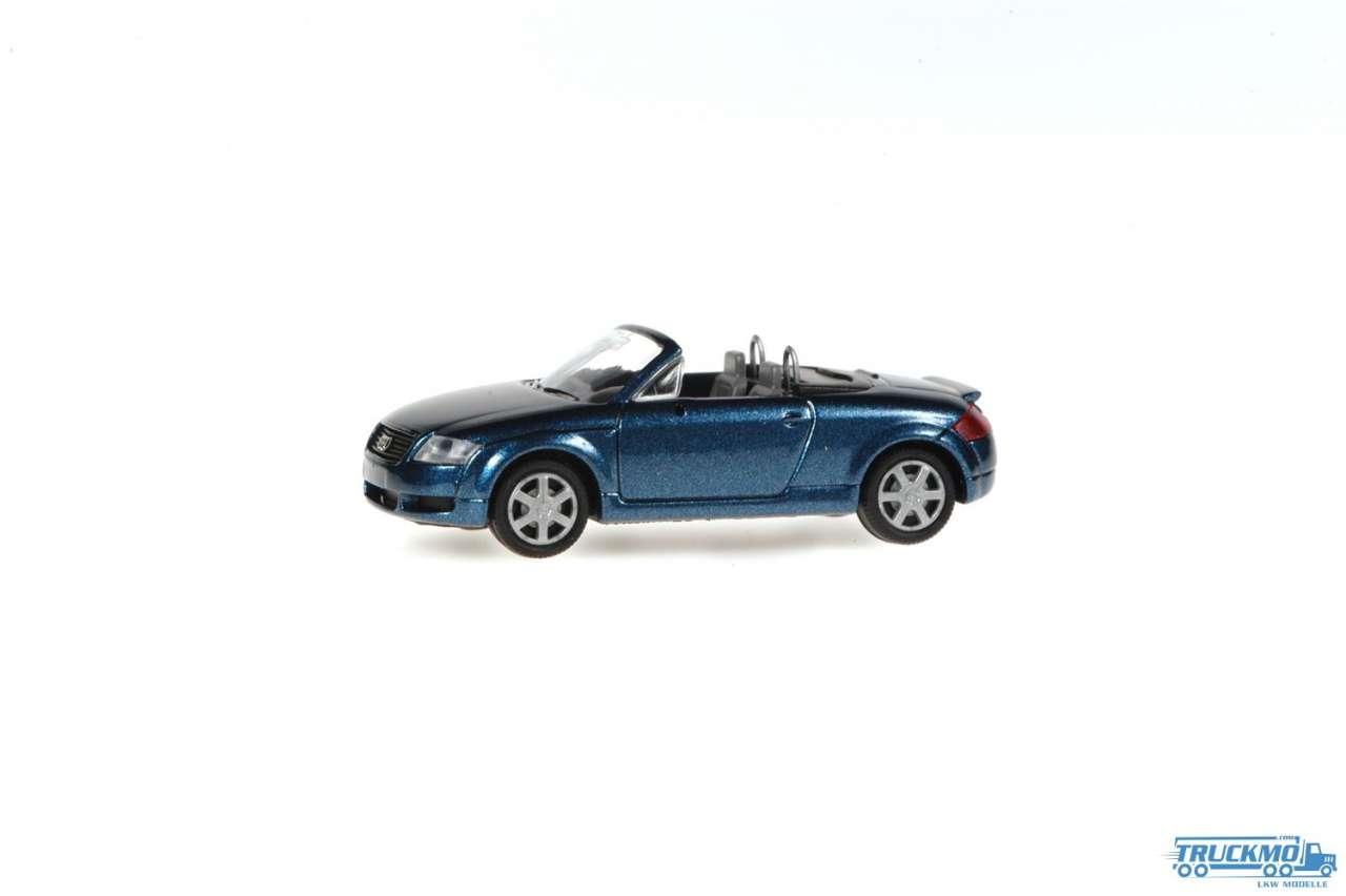 Rietze Audi TT Roadster metallic 20950