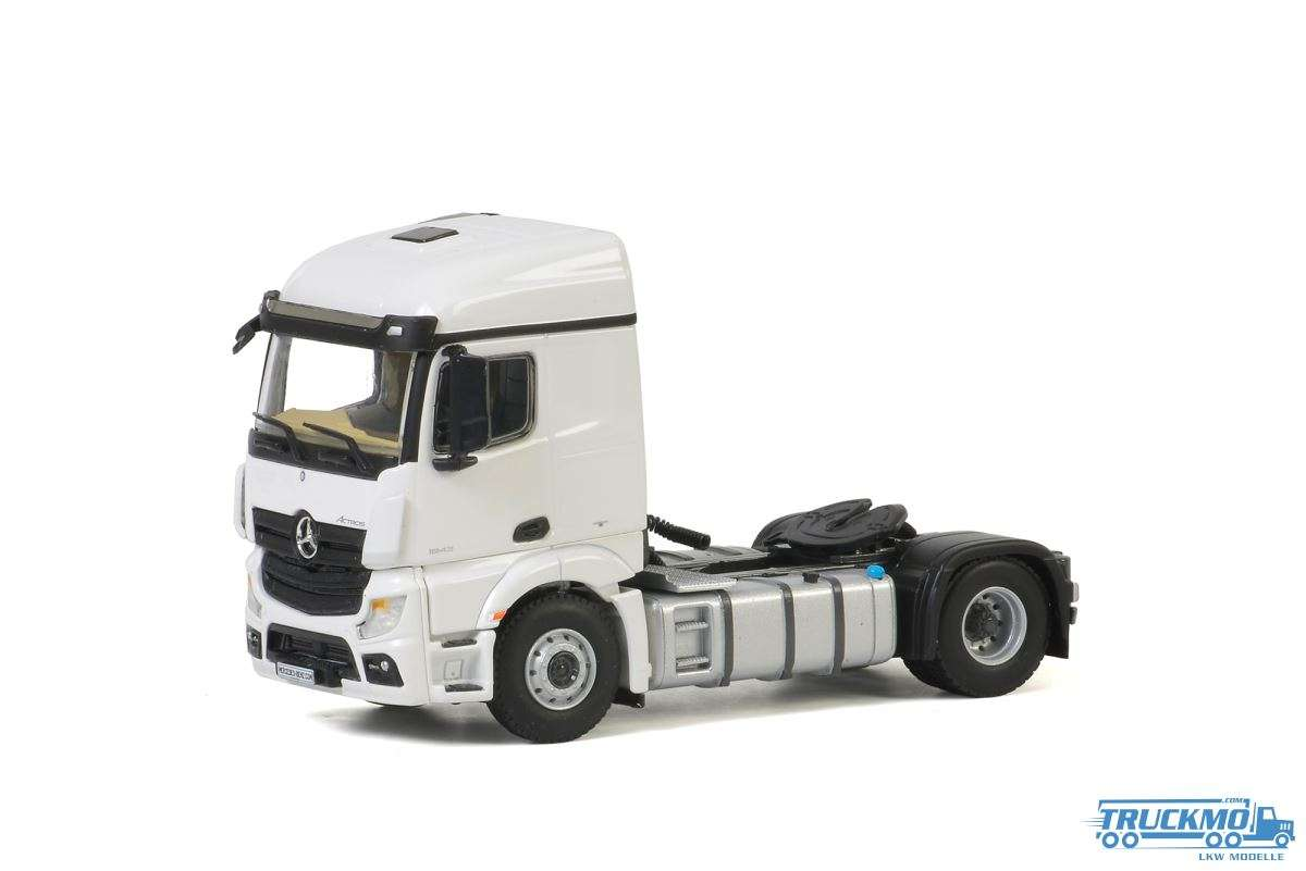 WSI White Line Mercedes Benz Actros MP4 2.300 MM Compact Space 03-2022