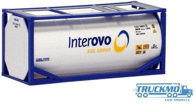 AWM Interovo 20ft. Tankcontainer 492013