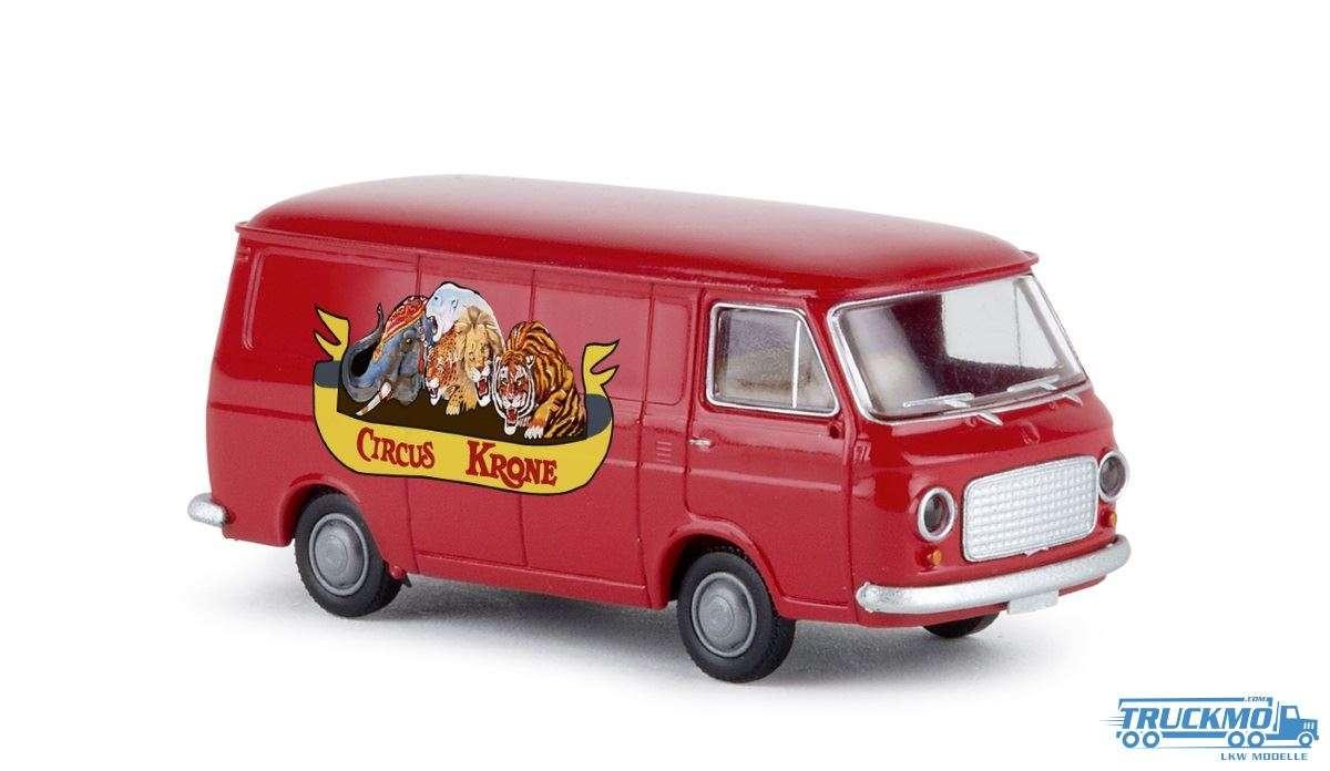 Brekina Circus Krone Fiat 238 Kasten 34462