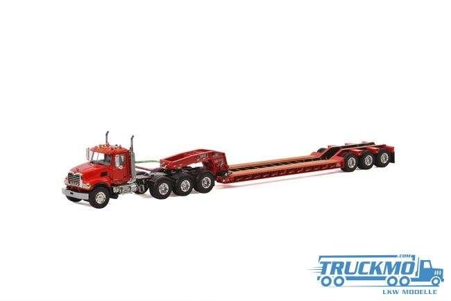 WSI USA Basic Line Mack Granite 8x4 Tieflader 3-Achs 33-2007