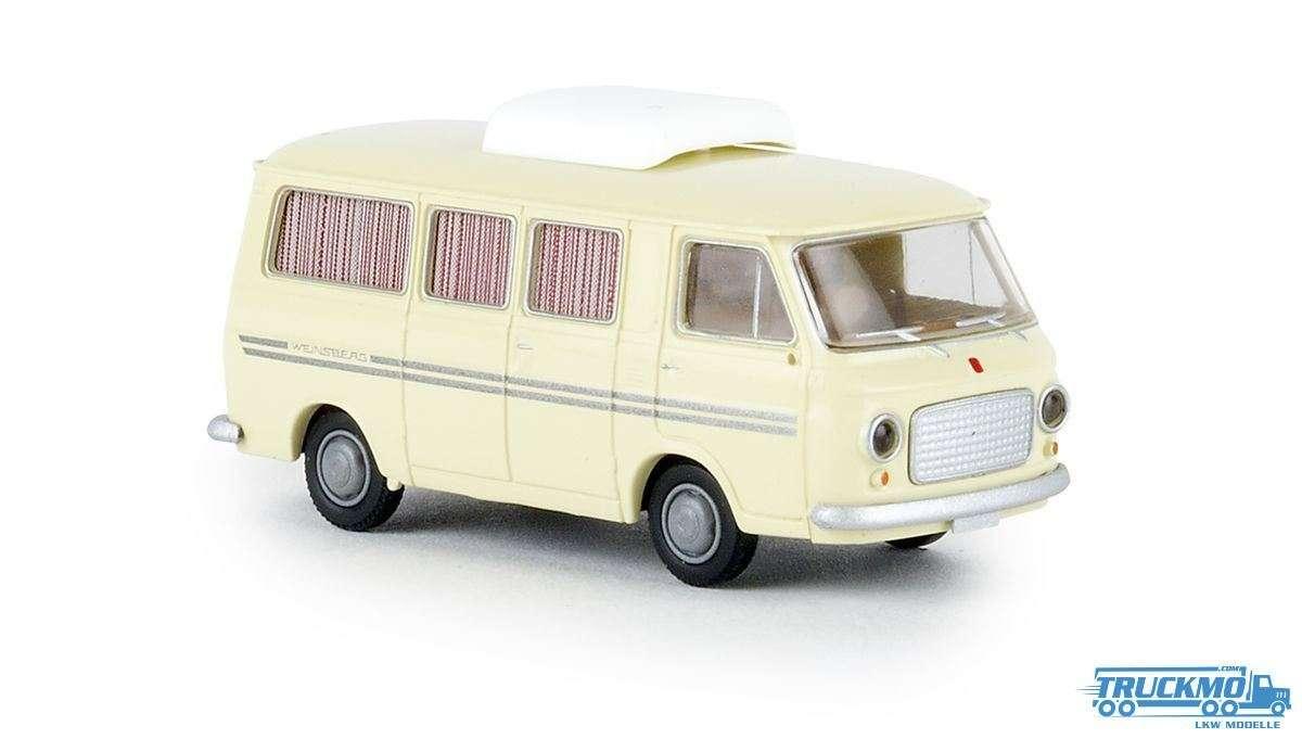 Brekina Weinsberg Fiat 238 Camper 34407